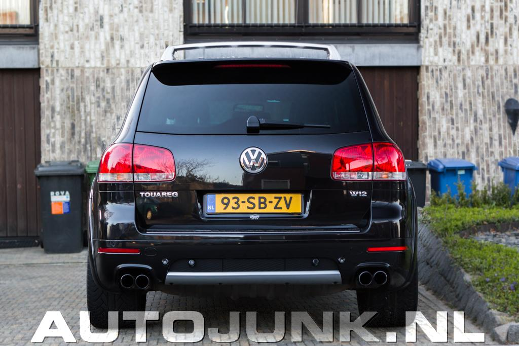 2004 Volkswagen Touareg W12 Sport Related Infomationspecifications