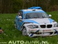 BMW 135i Rally crash