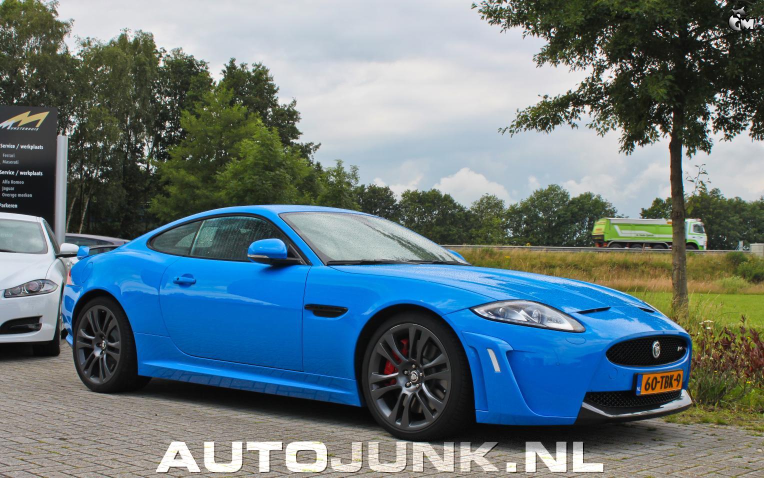 Jaguar XK-RS foto's » Autojunk.nl (94932)