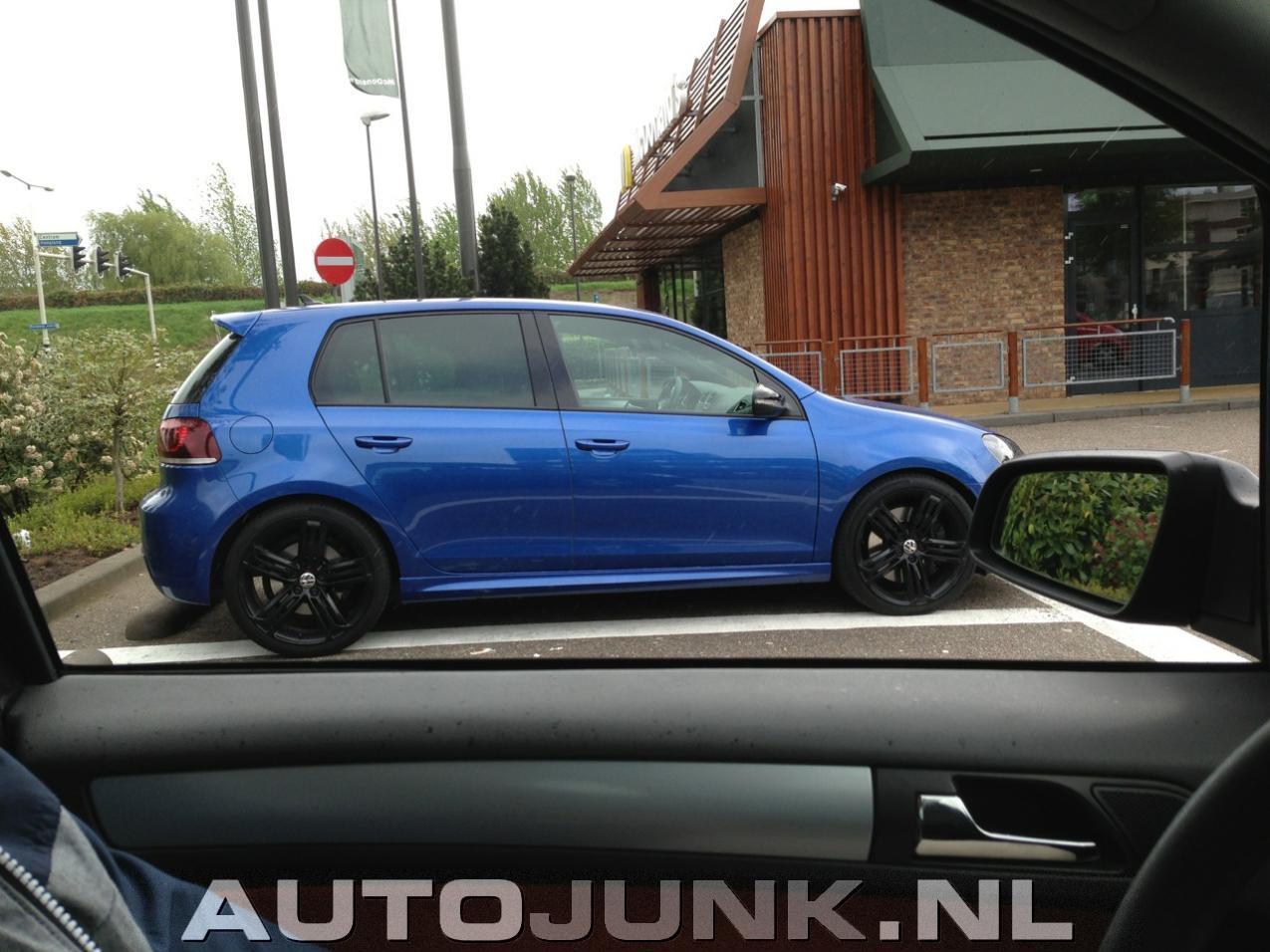 Uitgelezene Golf 6 R foto's » Autojunk.nl (94962) NS-08