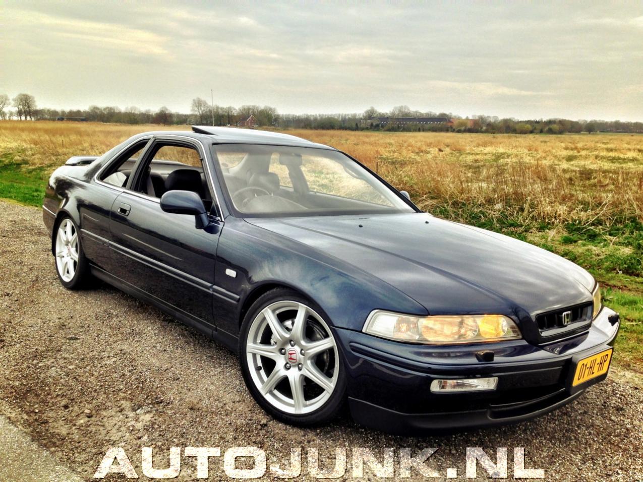 Mijn Honda Legend Coupe foto's » Autojunk.nl (95294)