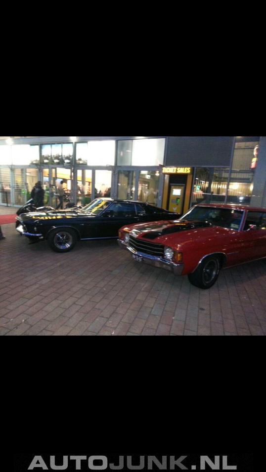 Path de kuip fast and the furious 6 foto 39 s autojunk for Pathe the kuip