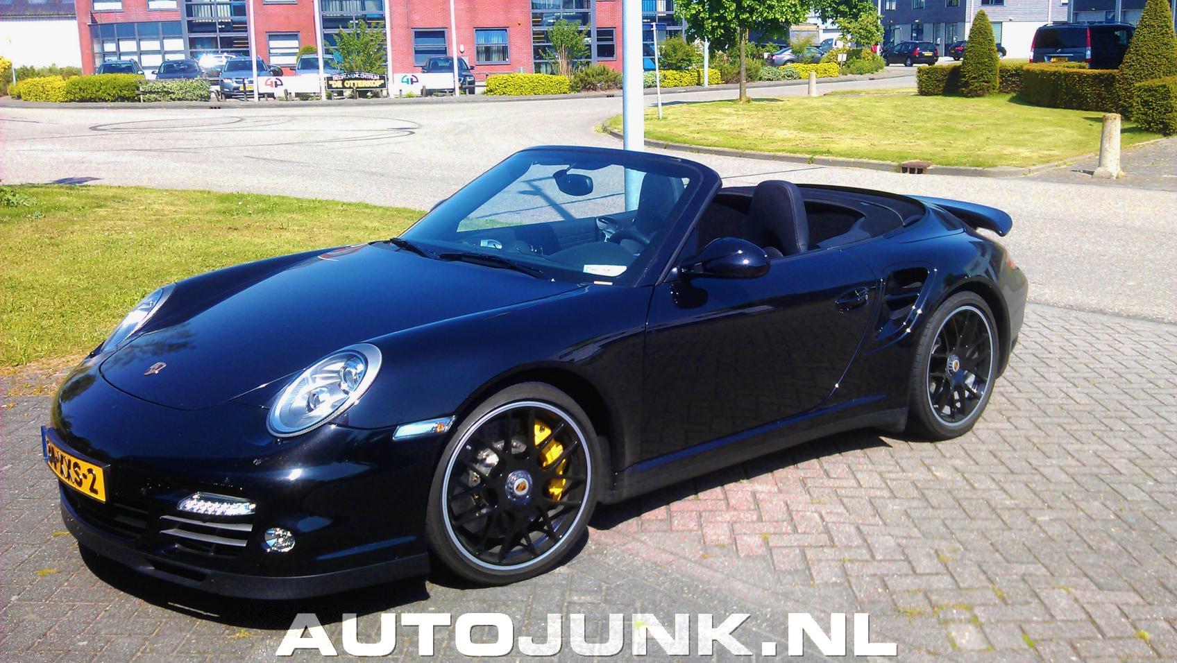 porsche 911 cabrio turbo s foto 39 s 97012. Black Bedroom Furniture Sets. Home Design Ideas