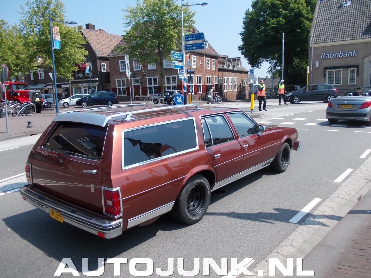 Foto: Chevrolet Impala Wagon