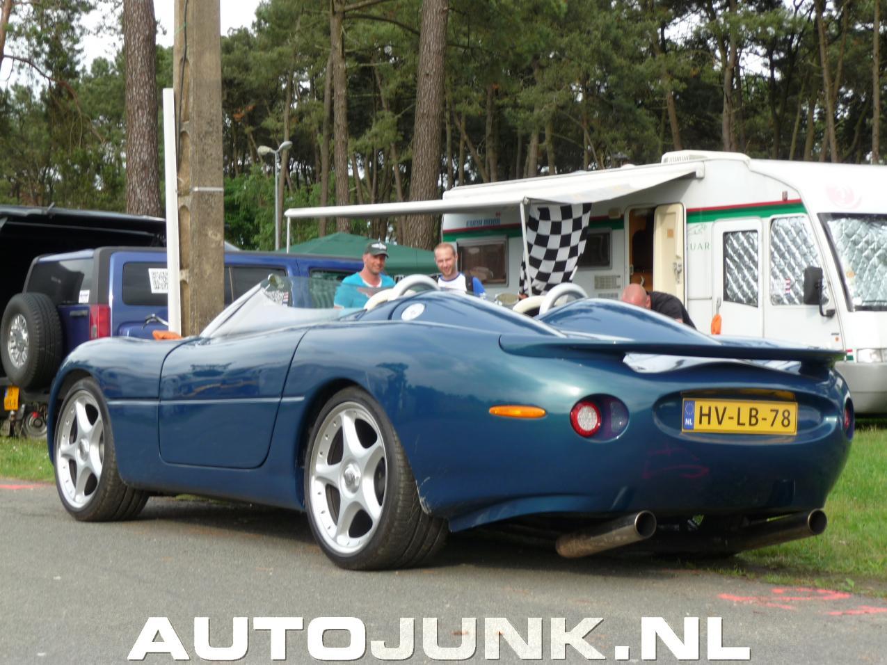 Jaguar XK 180 Replica foto's » Autojunk.nl (98438)