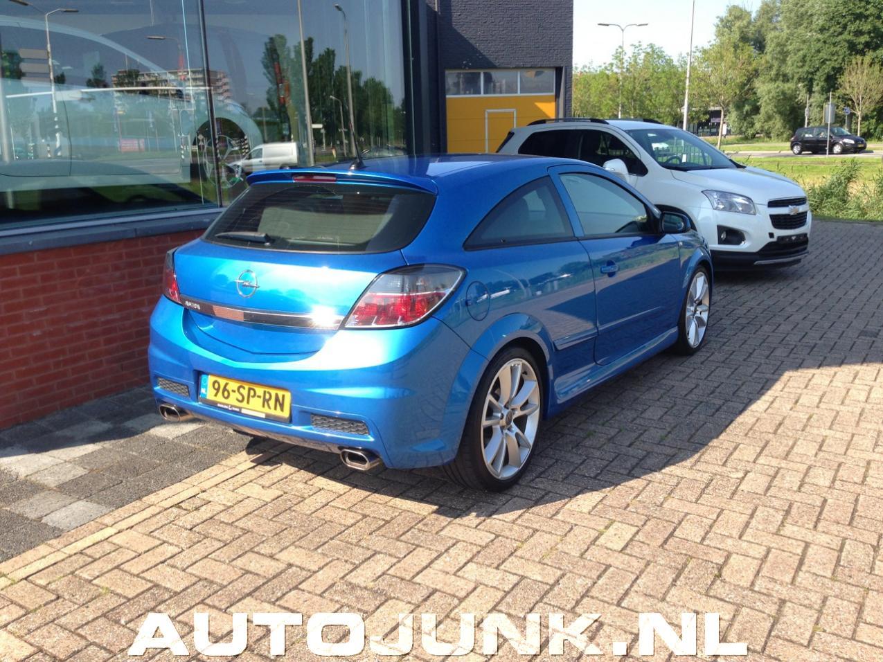 Opel Astra H Opc Foto S 187 Autojunk Nl 99126