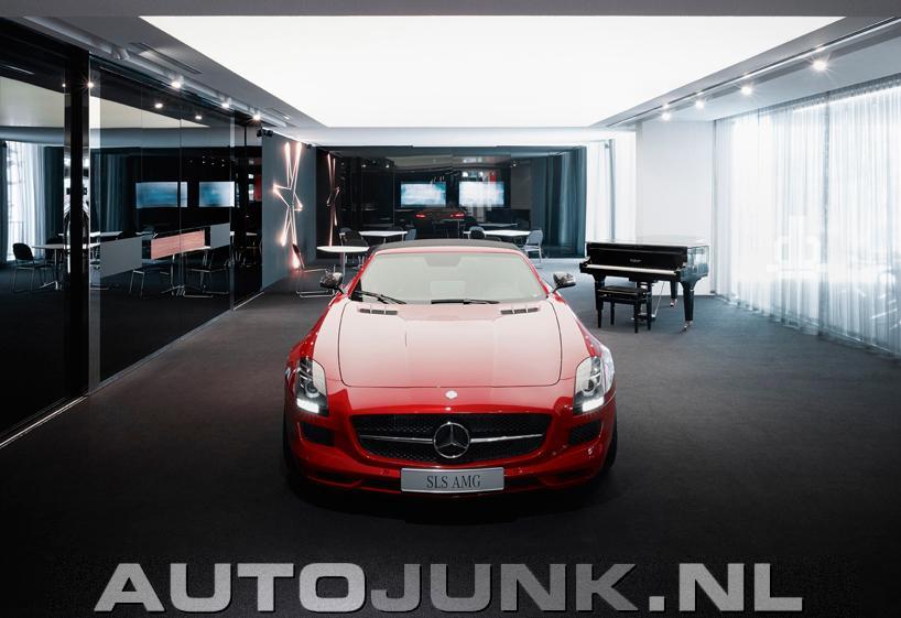 Mercedes Restaurant foto's » Autojunk.nl (99790)