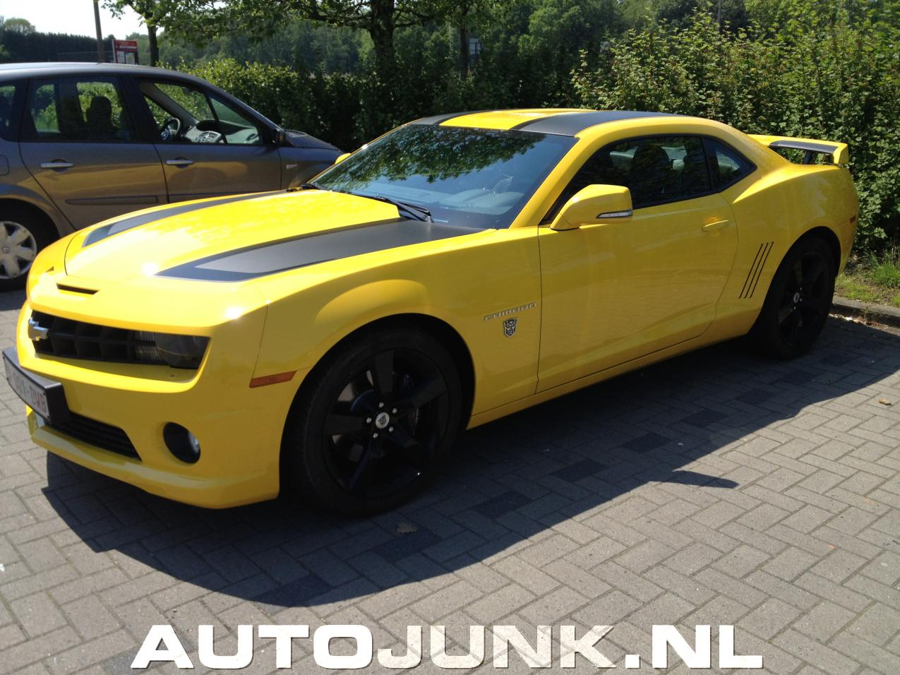 2015 chevy camaro bumblebee edition for sale autos post. Black Bedroom Furniture Sets. Home Design Ideas