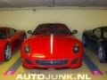 Foto: Ferrari 599 GTO