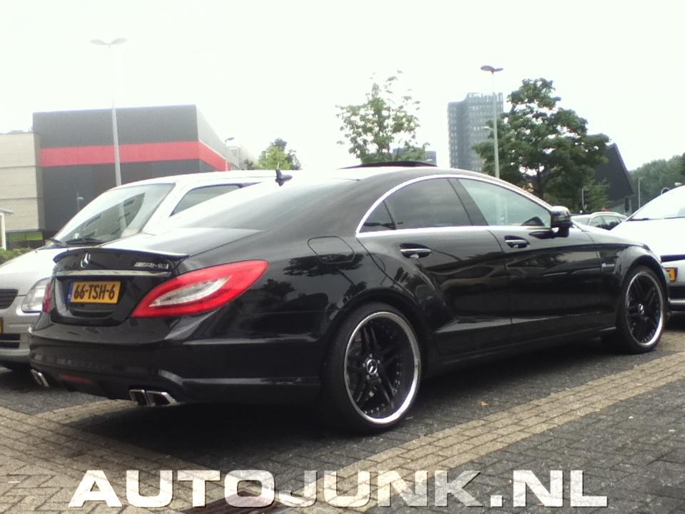 Mercedes cls63 amg foto 39 s 102854 for Garage mercedes loison sous lens
