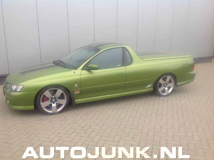 Holden Ute foto's » Autojunk.nl (104188)