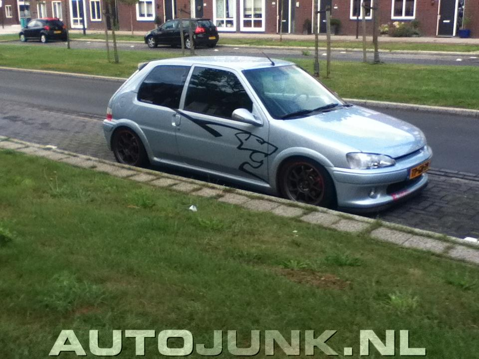 Galerry peugeot 106 tuning Page 2