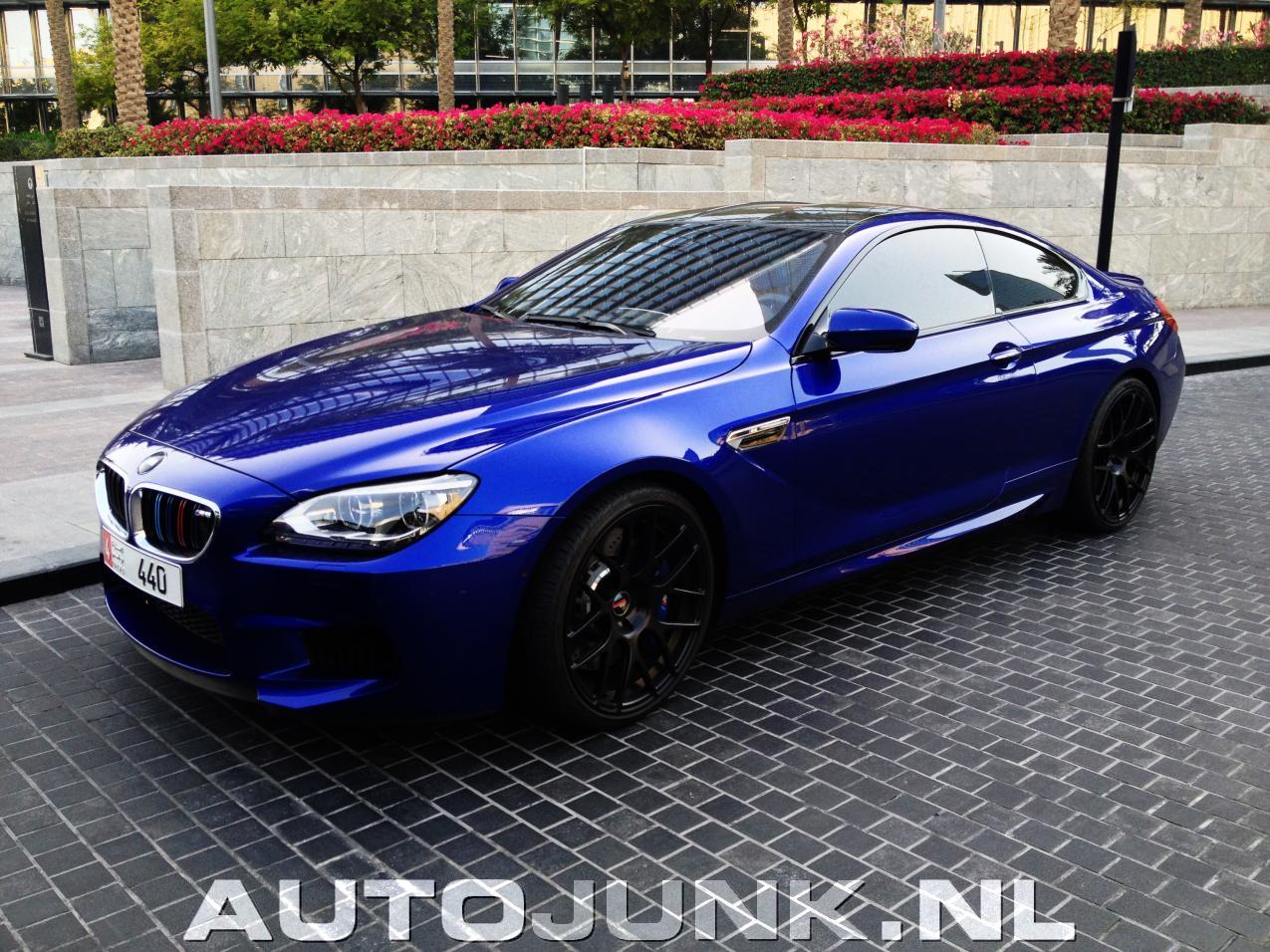 Bmw M6 F13 Dubai Foto S 187 Autojunk Nl 104539