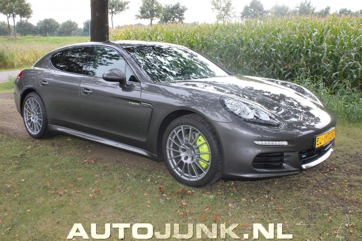 porsche panamera s e hybrid foto 39 s 104620. Black Bedroom Furniture Sets. Home Design Ideas