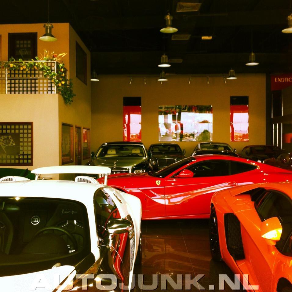 De Dealer In Dubai Foto's » Autojunk.nl (105323