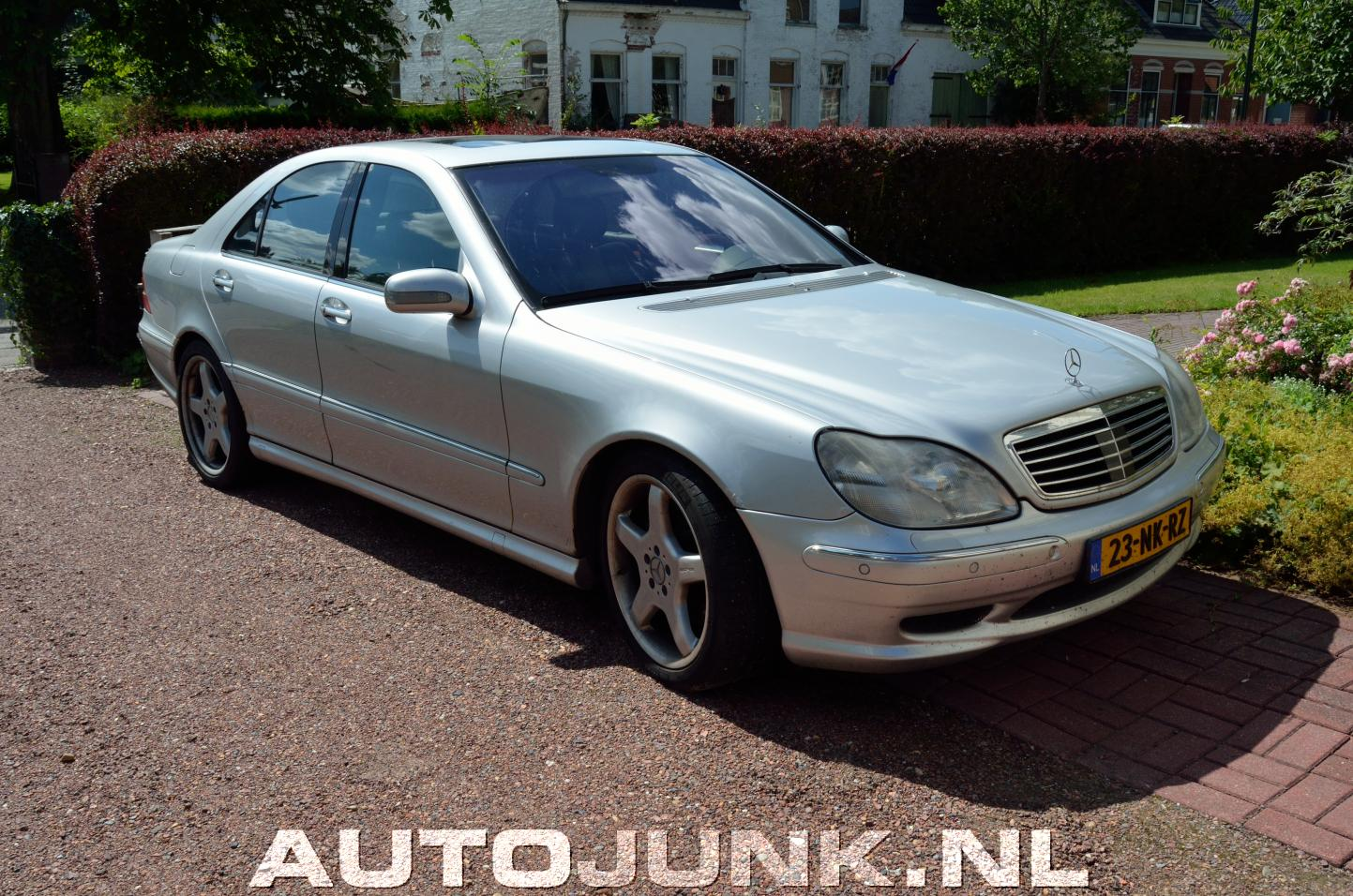 Mercedes benz s55 amg w220 foto 39 s 107328 for Mercedes benz s55