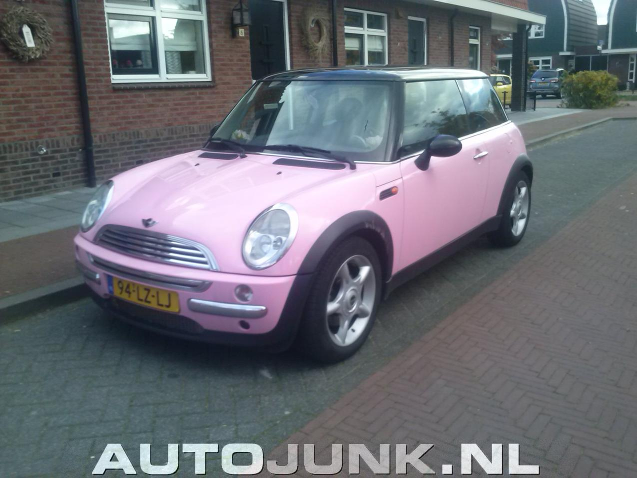 Roze Mini Cooper Foto S 187 Autojunk Nl 108958