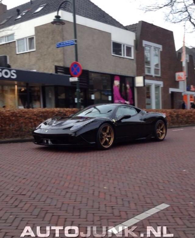 2014 Ferrari 458 Speciale Transmission: Ferrari 458 Speciale Foto's » Autojunk.nl (109597