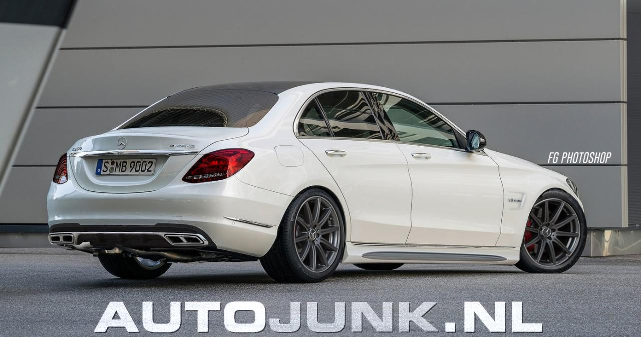 mercedes c63 amg 2014 photoshop foto 39 s 110010. Black Bedroom Furniture Sets. Home Design Ideas