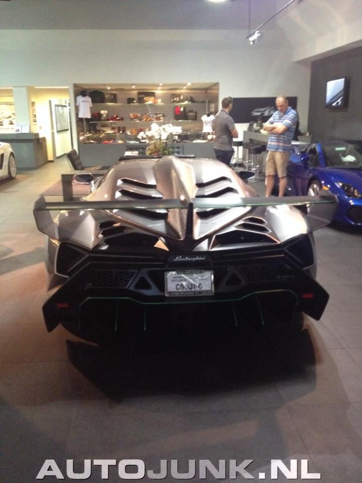Lamborghini Veneno Fotos Autojunknl 110667