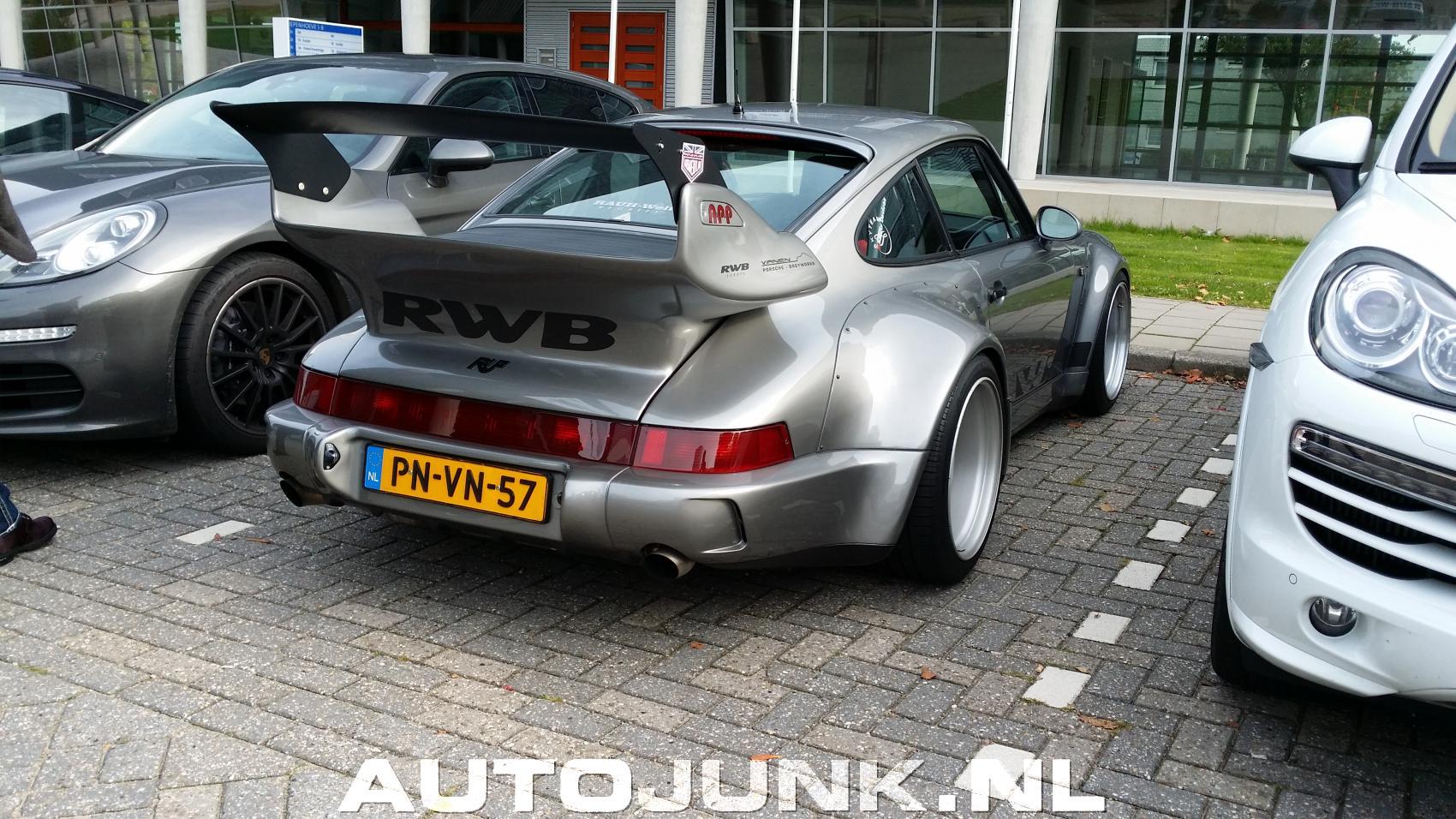 930 Turbo Rwb Foto's Porsche 930 Turbo Rwb