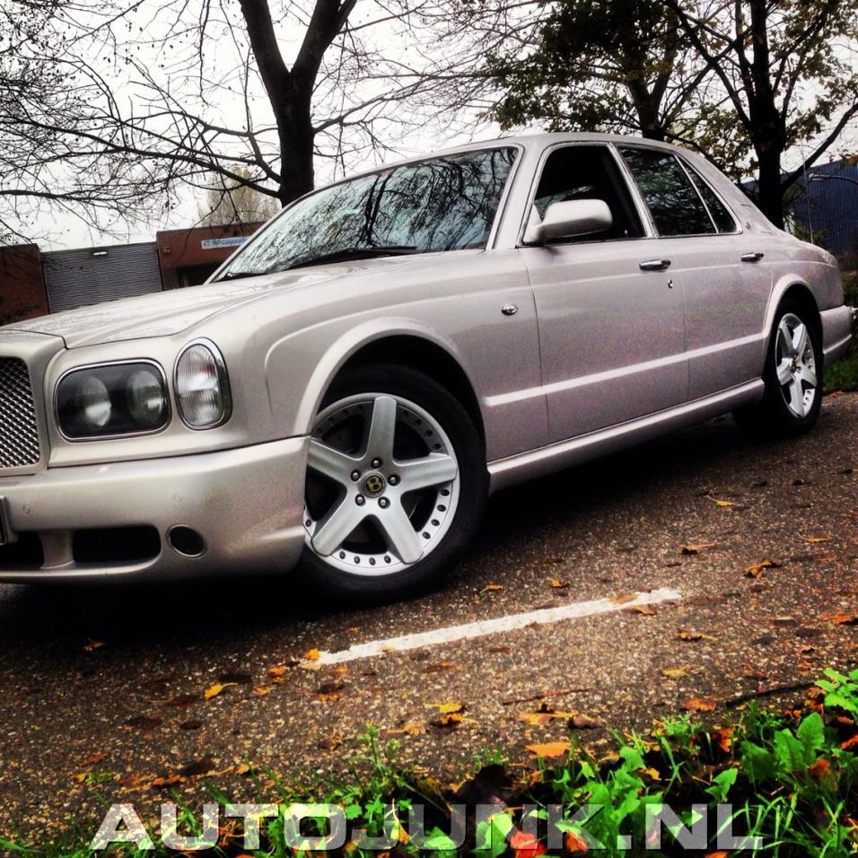 Bentley Arnage Foto's » Autojunk.nl (111245