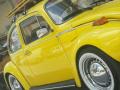 Foto: Gele Volkswagen Kever