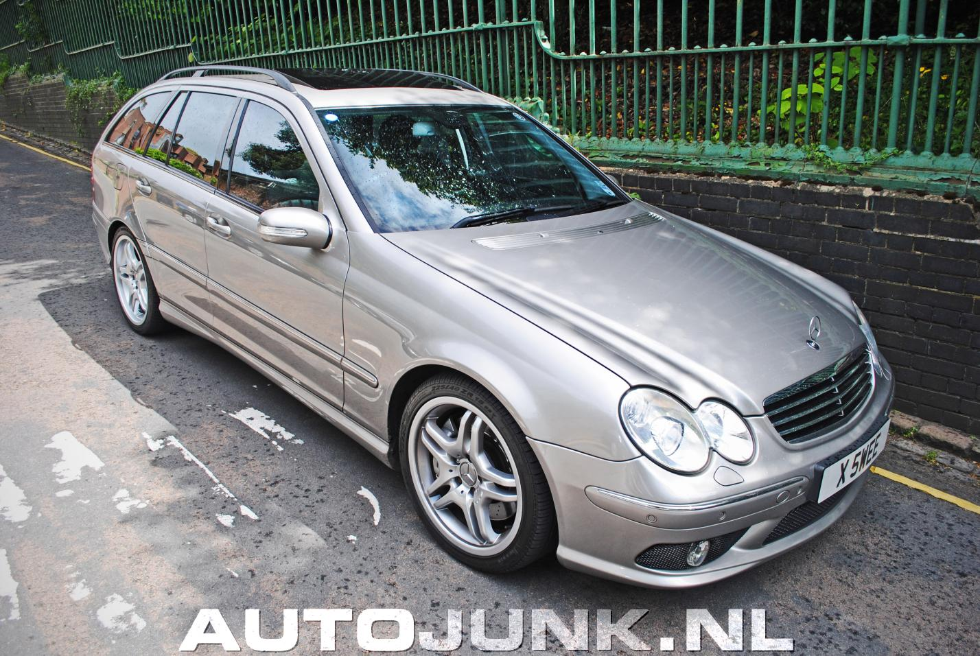 Mercedes benz c55 amg estate foto 39 s 111889 for Mercedes benz c55 amg
