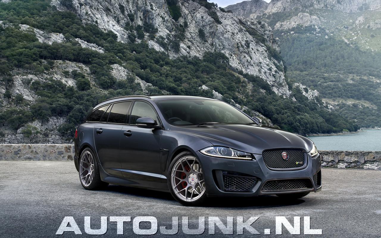 Jaguar Xf Rs Met Hre Velgen Fotos Autojunknl 112497