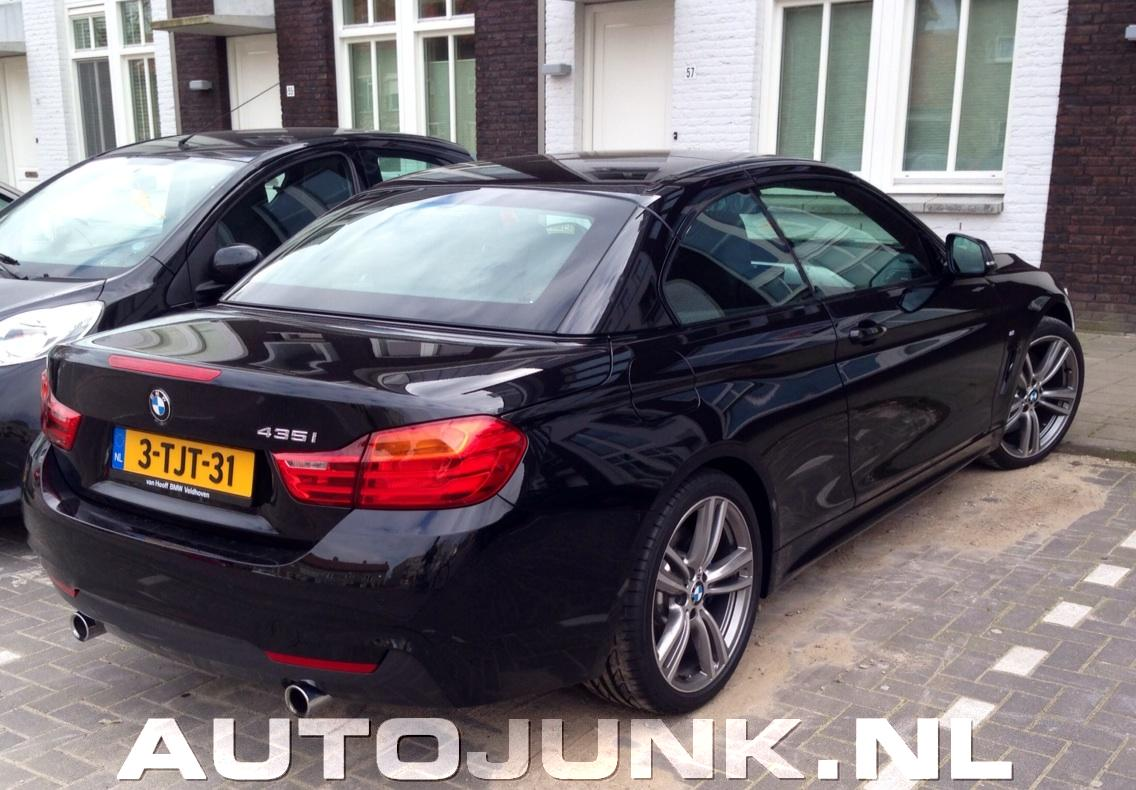 bmw 435i cabrio foto 39 s 113402. Black Bedroom Furniture Sets. Home Design Ideas
