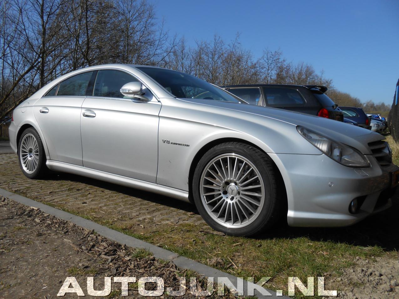 Mercedes benz cls55 amg foto 39 s 114095 for Mercedes benz cls55
