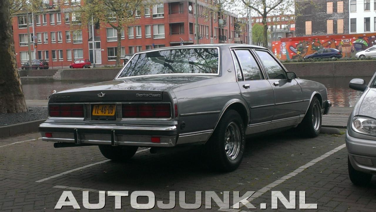 Foto  Chevrolet Caprice ClassicChevy Caprice Classic
