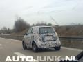 Foto: Smart testauto in de buurt van München