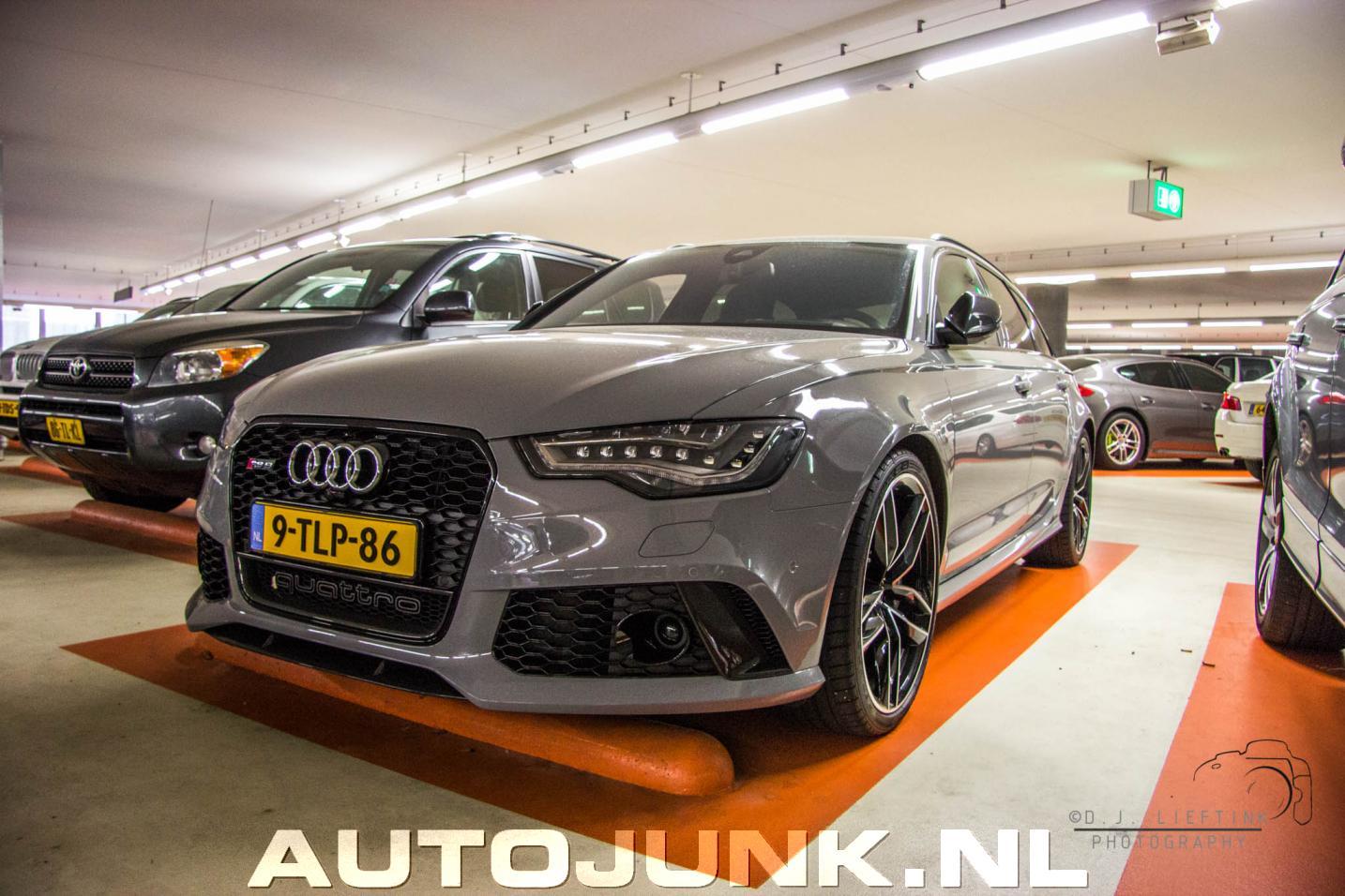 Audi RS6 C7 In Nardo Grey Fotos Autojunknl 115589