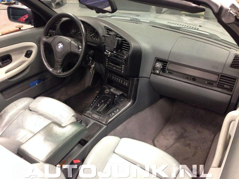 E36 cabrio interieur foto 39 s 117652 for Interieur foto s