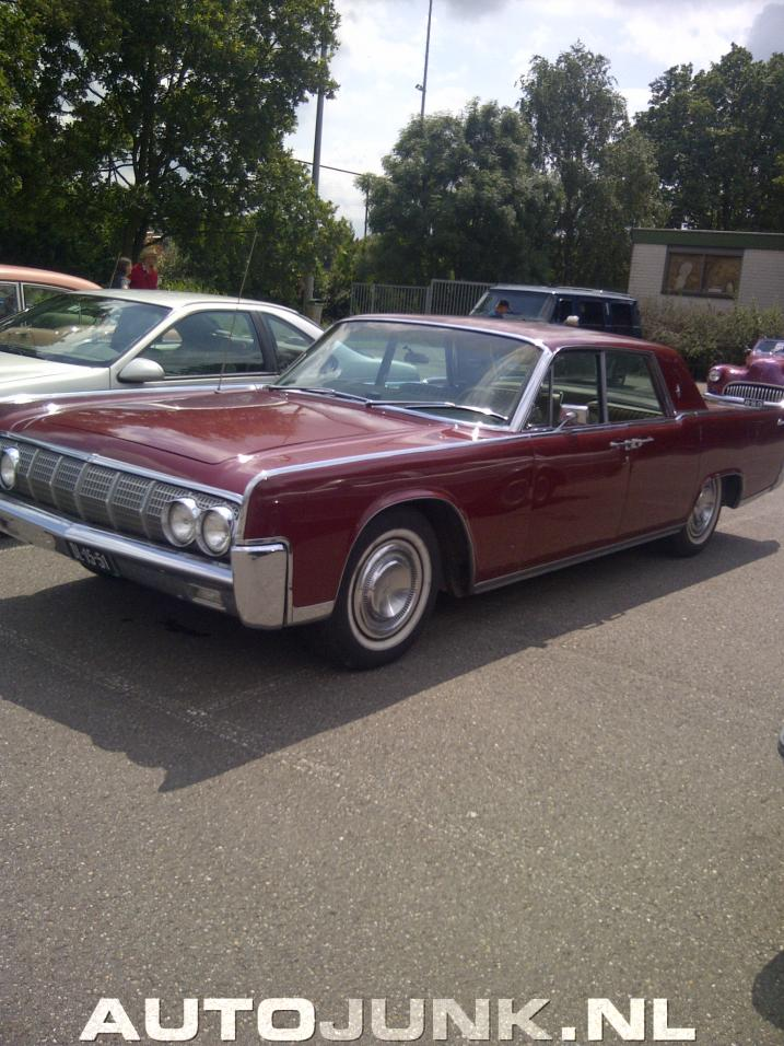 1964 lincoln continental town car foto 39 s. Black Bedroom Furniture Sets. Home Design Ideas