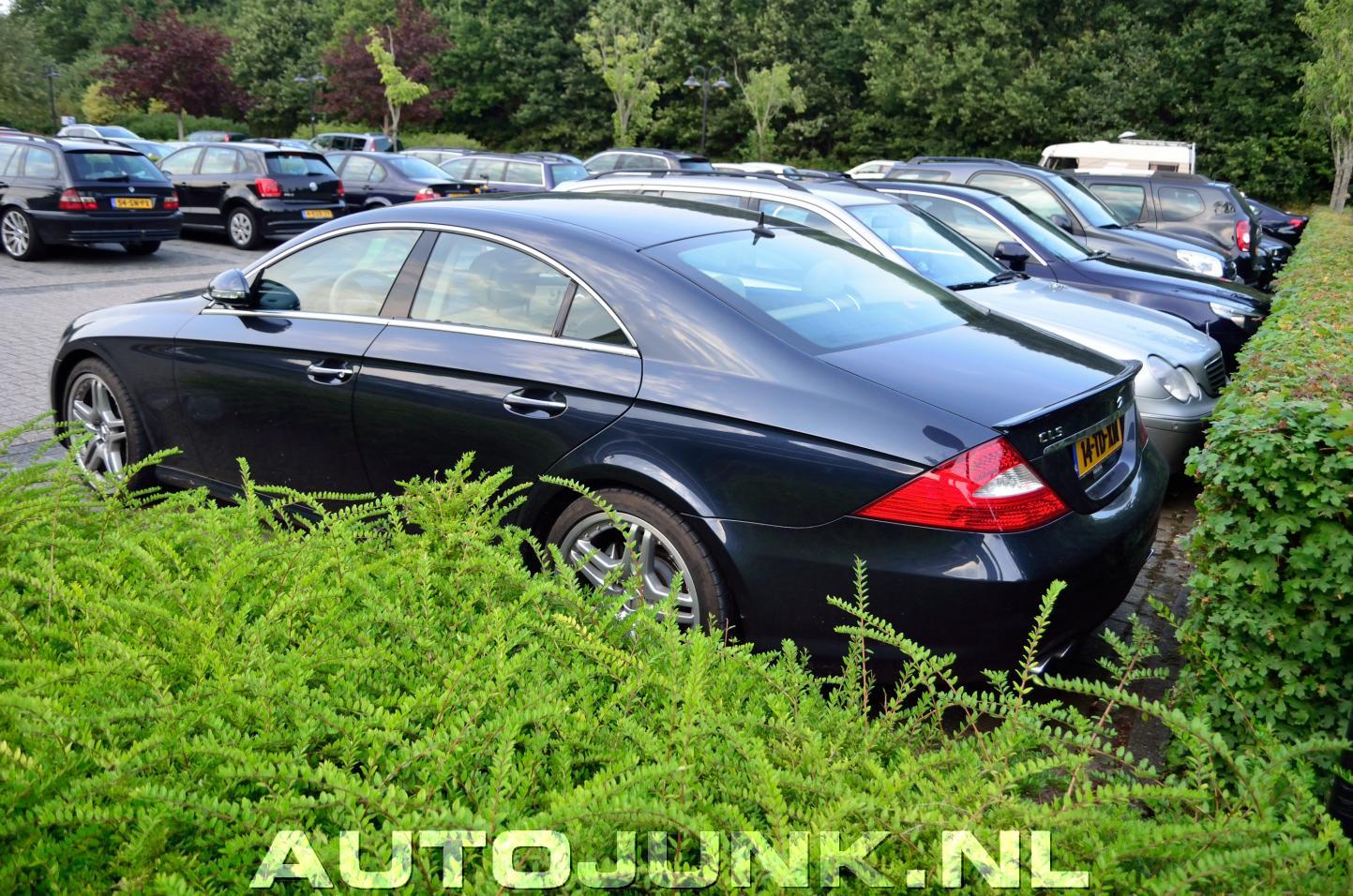 Mercedes benz cls55 amg foto 39 s 121843 for Mercedes benz cls55