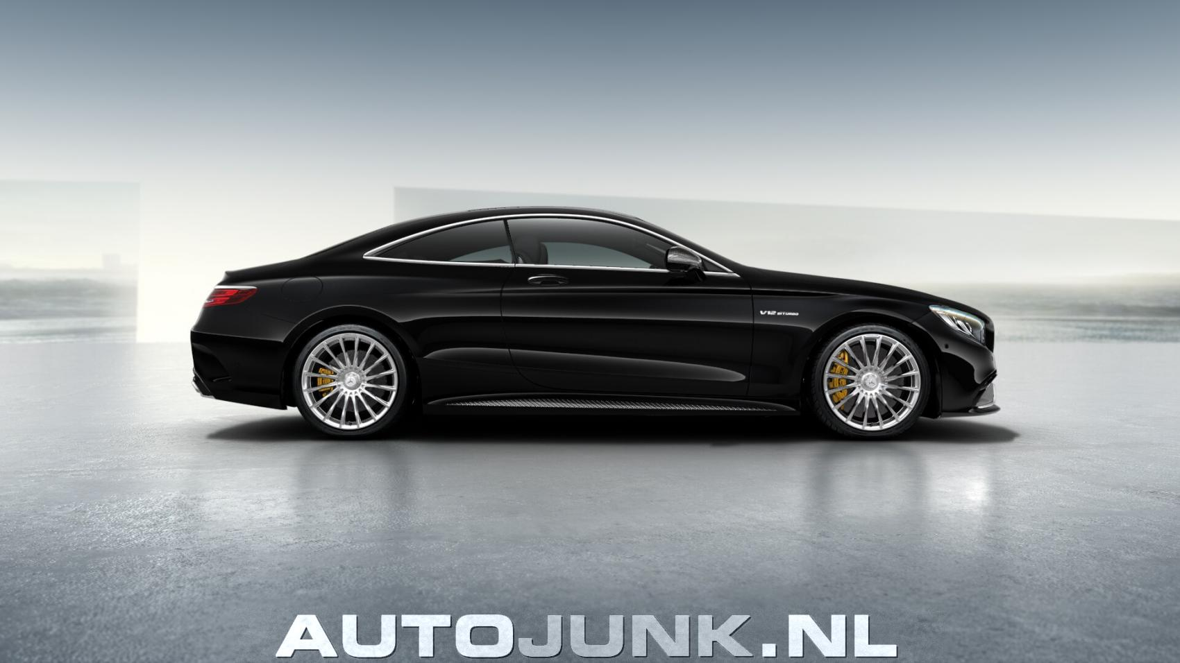Mercedes benz s65 amg coupe foto 39 s 122603 for 2014 mercedes benz s65 amg coupe