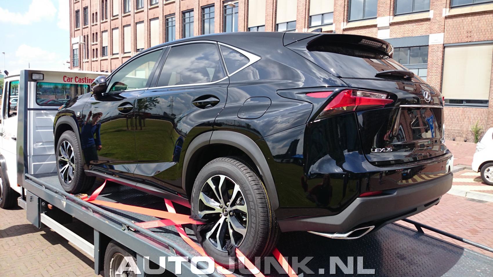 Lexus NX200T Opnames foto's » Autojunk.nl (123299)