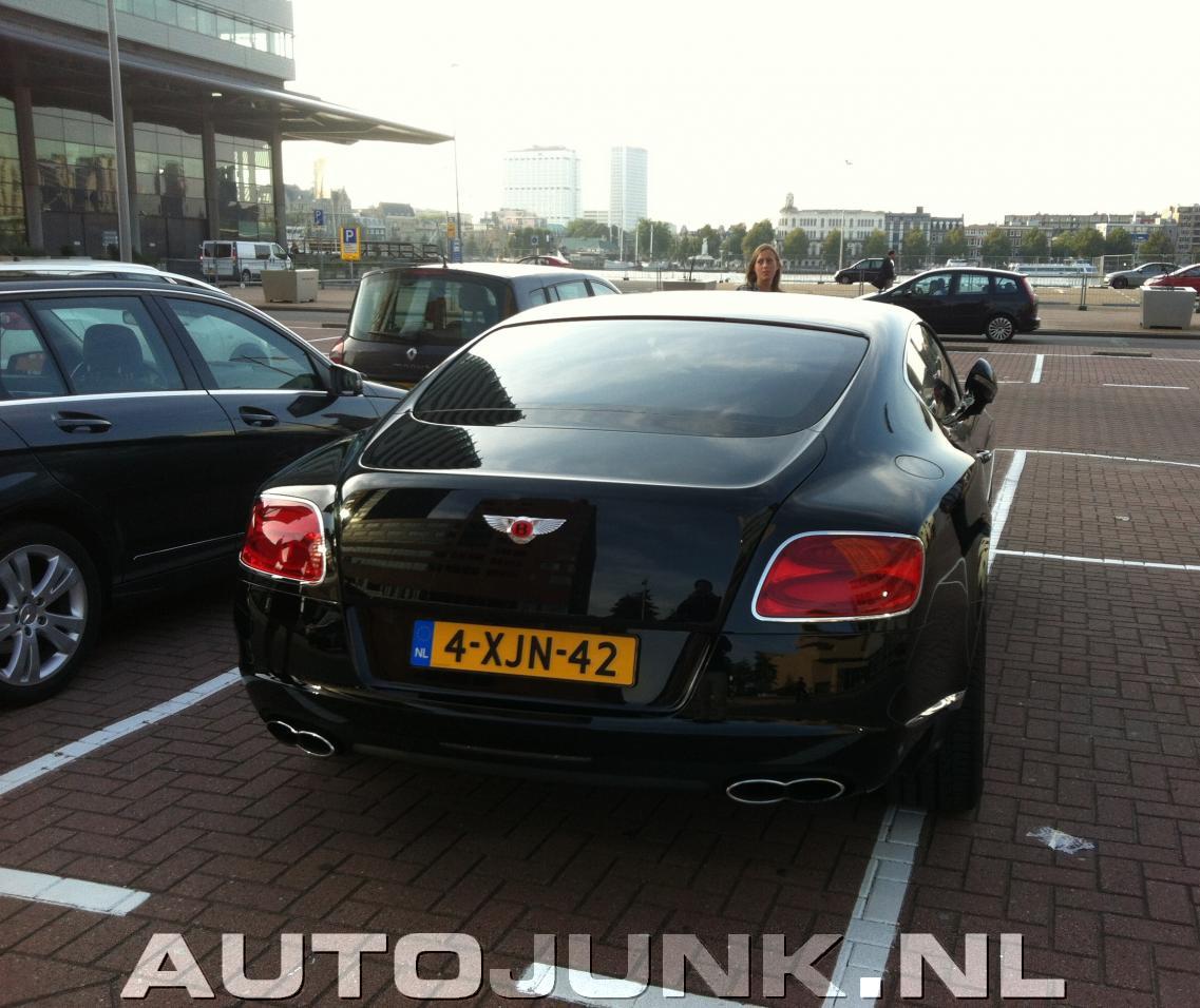 Bentley Continental GT V8 Foto's » Autojunk.nl (123721