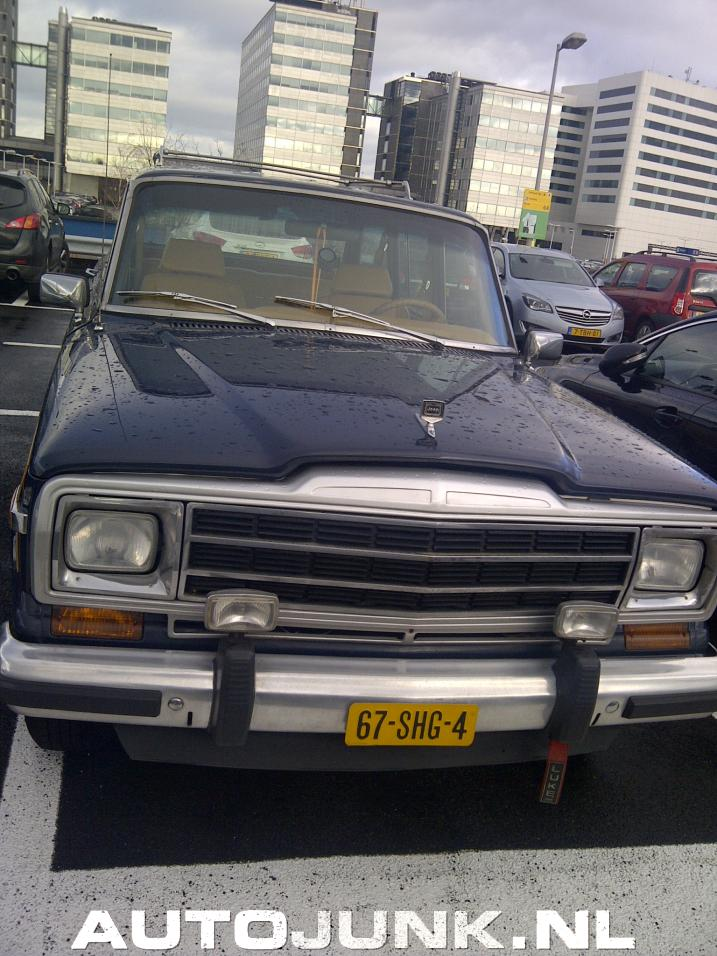 Jeep Grand Wagoneer For Sale Hemmings Motor News Autos Html Autos Post
