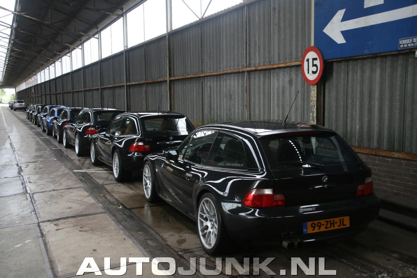 Bmw Z3 Coupe Meeting Foto S 187 Autojunk Nl 123836