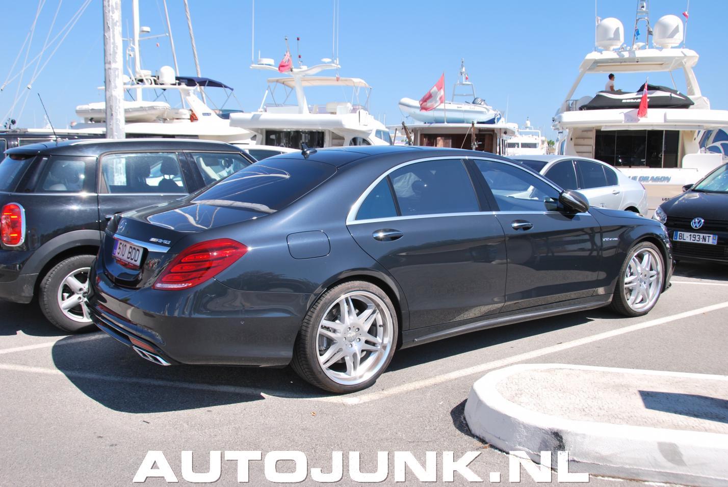Mercedes S65 Amg V12 Bing Images