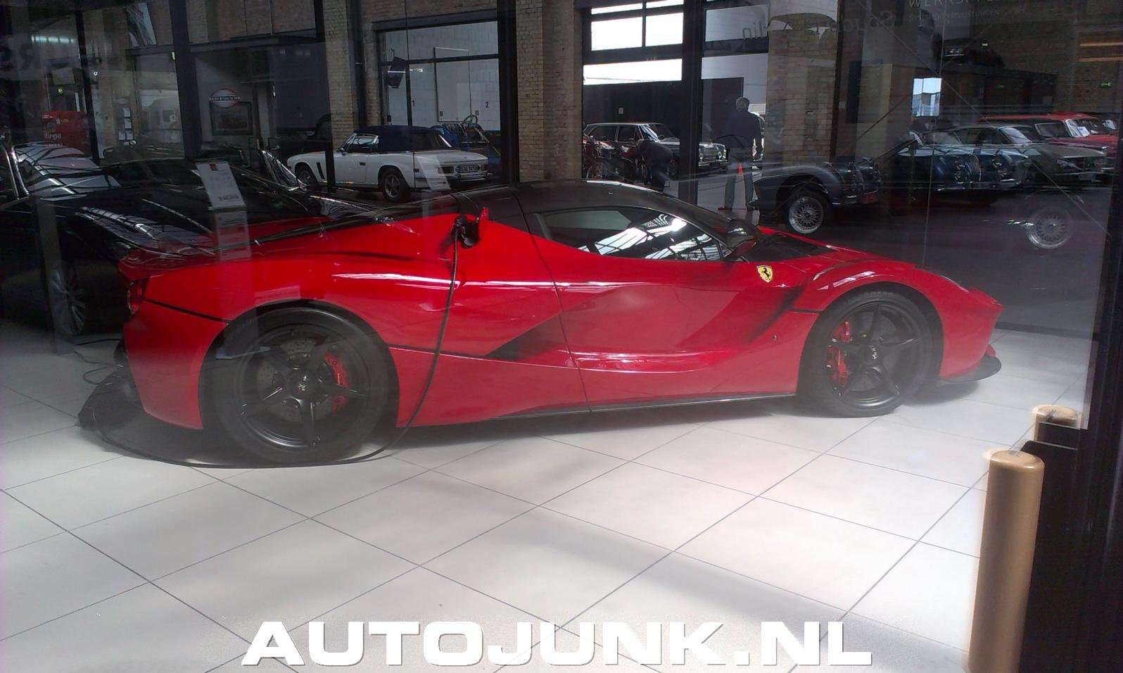 BMW Dealers In Ma >> LaFerrari foto's » Autojunk.nl (124474)