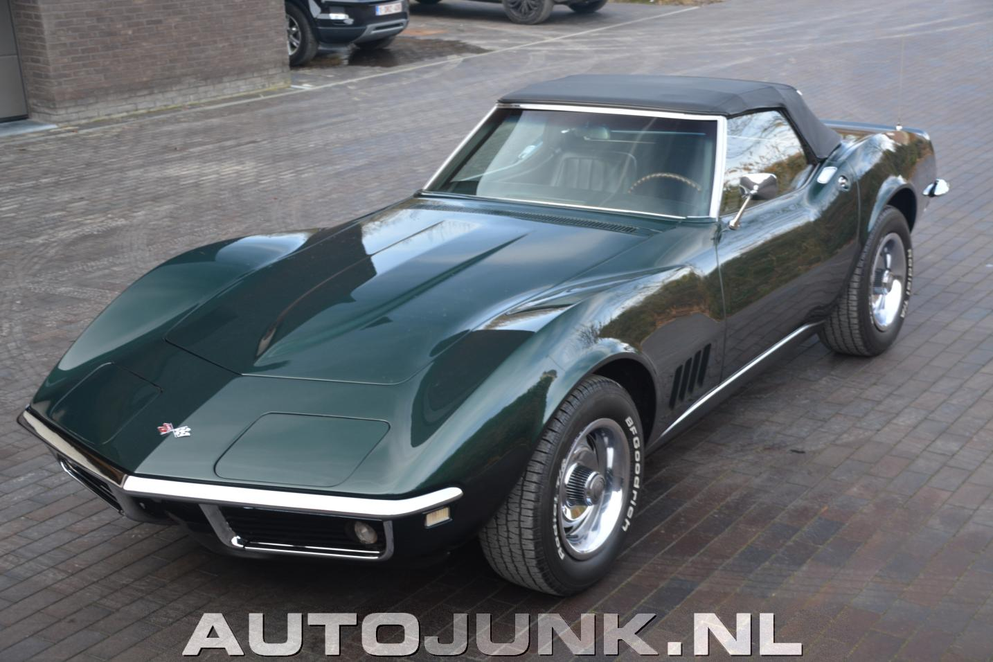 onze 1968 c3 stingray corvette cabrio foto 39 s 125634. Black Bedroom Furniture Sets. Home Design Ideas