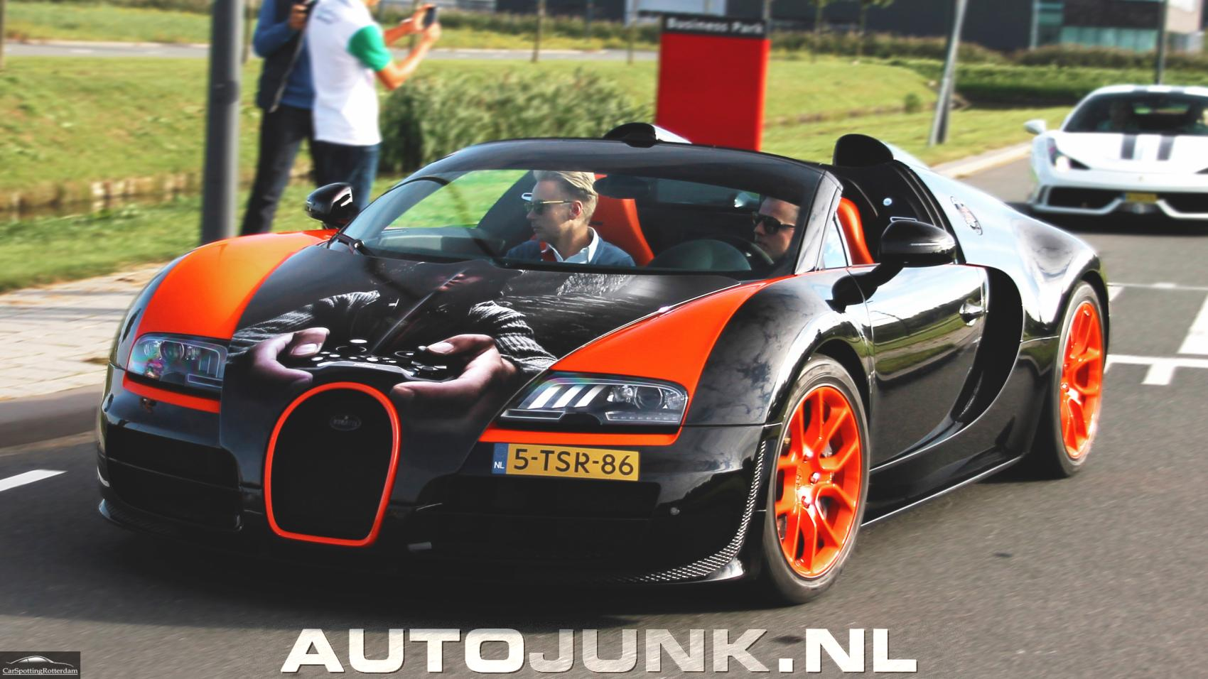 bugatti veyron grand sport vitesse world record car foto 39 s. Black Bedroom Furniture Sets. Home Design Ideas