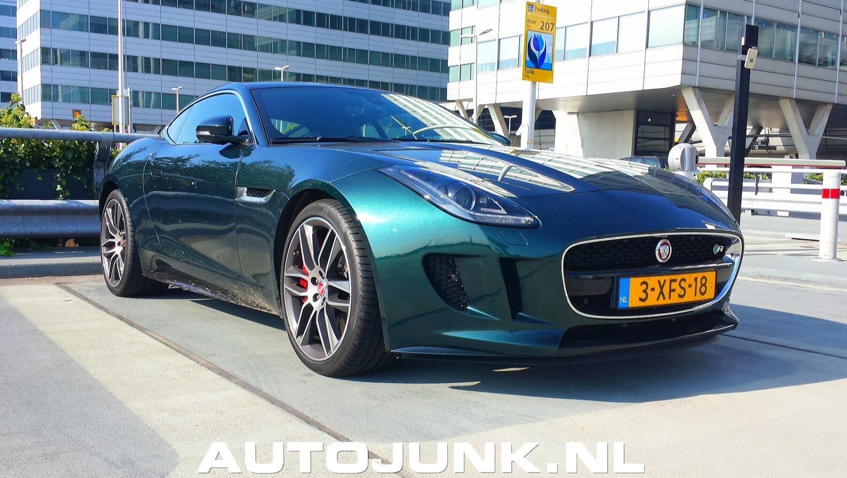 Jaguar F Type Coupe R Foto S 187 Autojunk Nl 126033