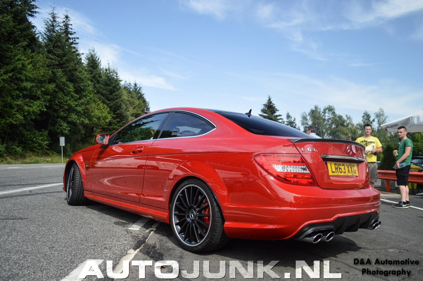 Mercedes benz c63 amg coupe foto 39 s 129114 for 2014 mercedes benz c63 amg coupe