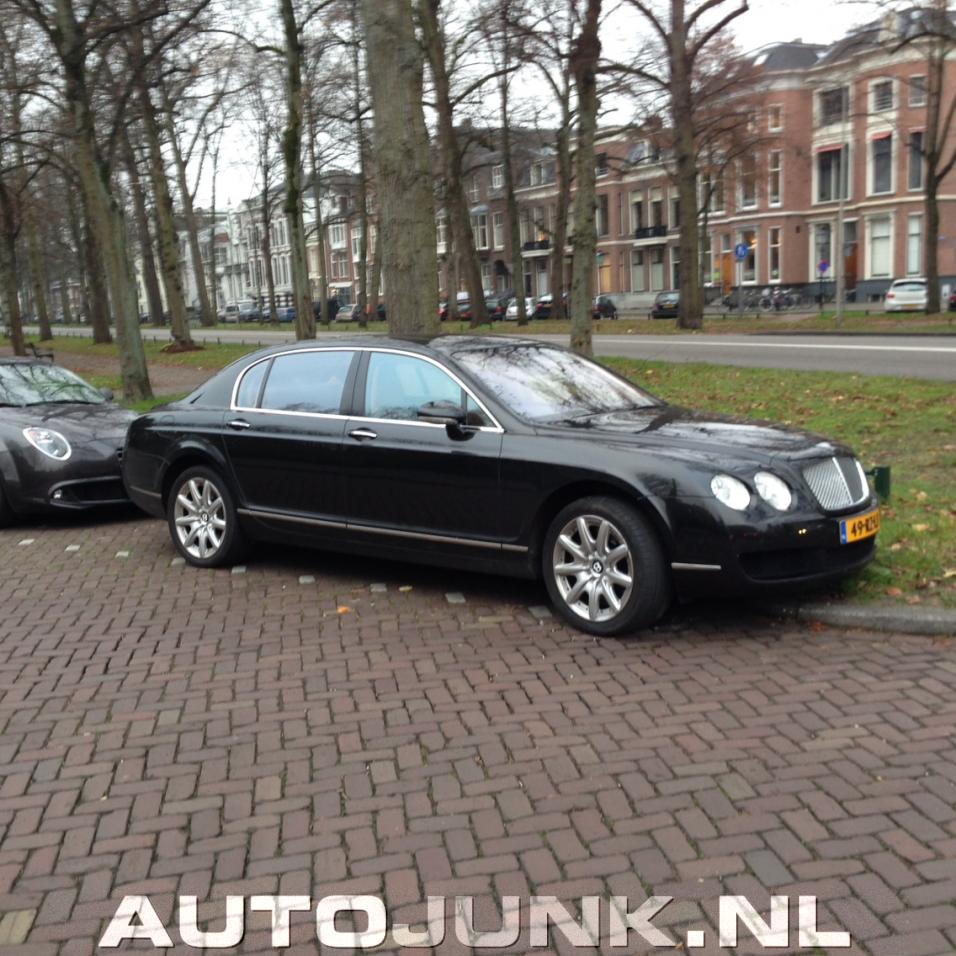 Bentley Continental Flying Spur Foto's » Autojunk.nl (129946