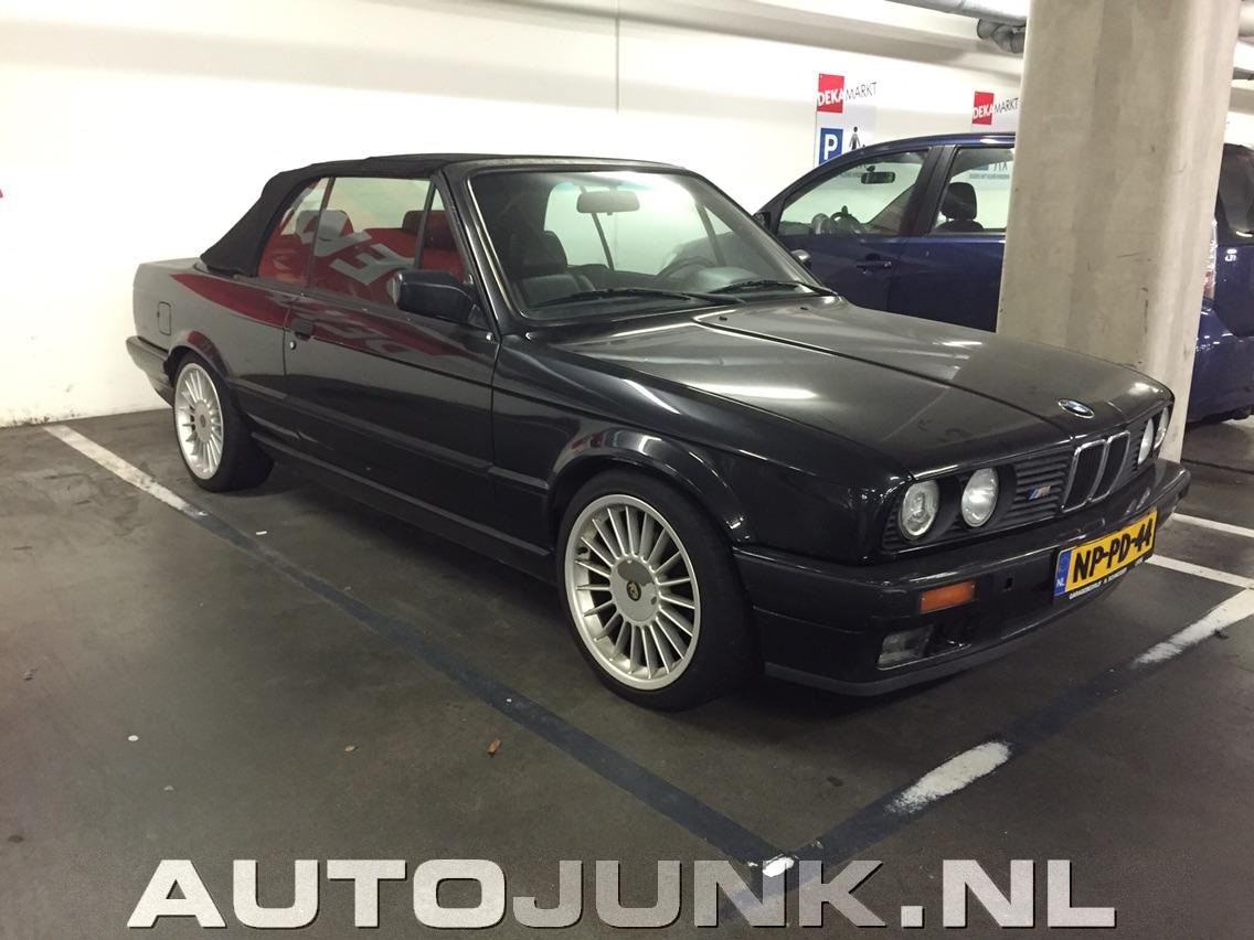 bmw 325i cabrio e30 foto 39 s 131020. Black Bedroom Furniture Sets. Home Design Ideas
